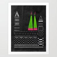 Return From The Stars #2 Art Print