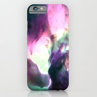 nebula iPhone & iPod Cases featuring Pastel nebULa by 2sweet4words Designs