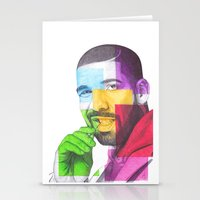 Drake Hotline  Stationery Cards