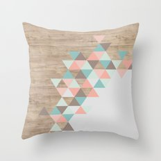 Archiwoo Throw Pillow