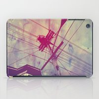 Wires iPad Case