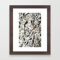 FOILED Framed Art Print