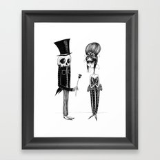 Love Never Dies Framed Art Print