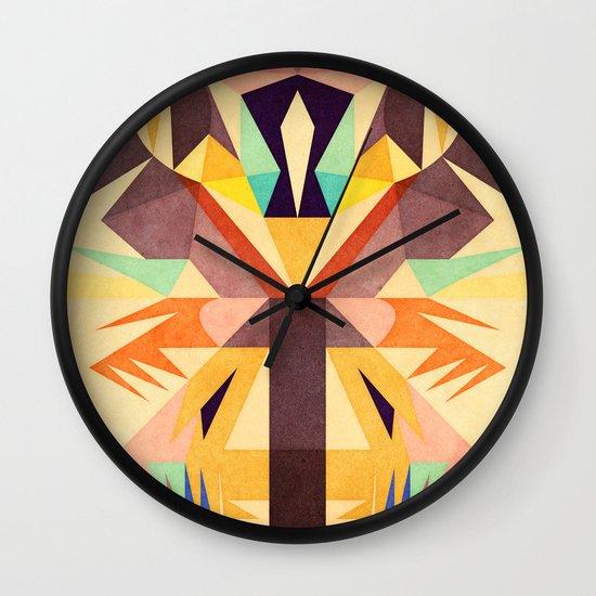 Ismael Wall Clock