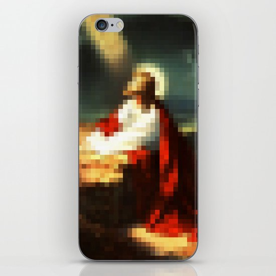 Digital Jesus iPhone & iPod Skin