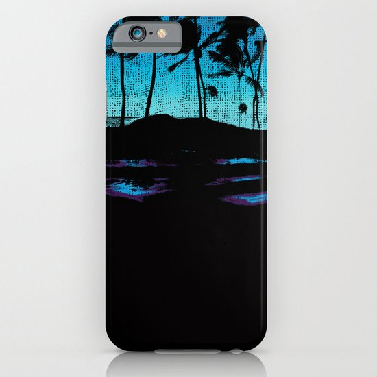 Hawaii Lap iPhone & iPod Case