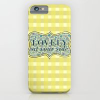 Lovely At Your Side iPhone 6 Slim Case