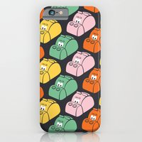 Hungry Hungry Pattern iPhone 6 Slim Case
