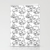 Supercatural Stationery Cards