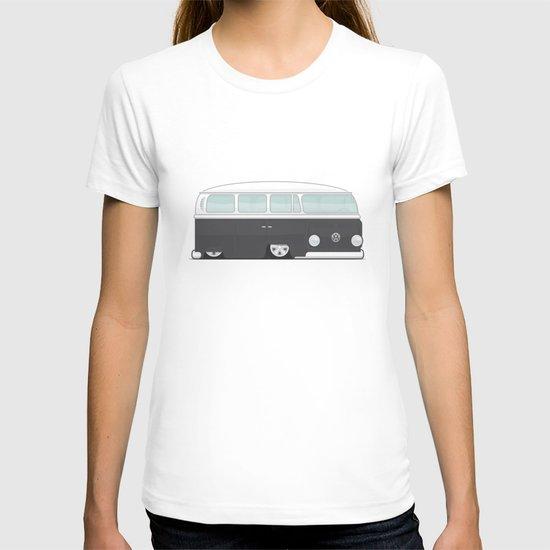 Low VW Bus T-shirt