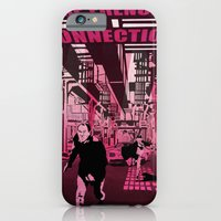 The French connection vector iPhone 6 Slim Case