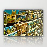 Postcards Laptop & iPad Skin