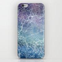 Polar Purples iPhone & iPod Skin