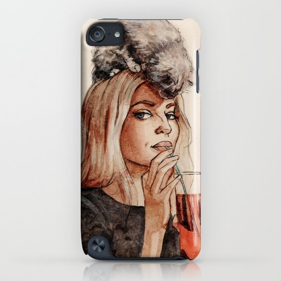Addicted to Love iPhone & iPod Case