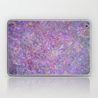 Lavender Haze Abstract Painting  Laptop & iPad Skin