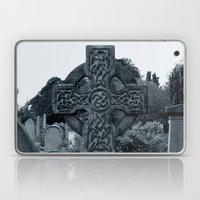 'CELTIC CROSS' Laptop & iPad Skin
