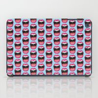 MOUTH BREATHER iPad Case
