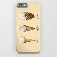 Ice Cream Cones iPhone 6s Slim Case