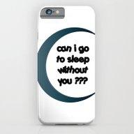 iPhone & iPod Case featuring Sleep by Cs025