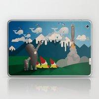 Meet Raveland 02 Laptop & iPad Skin