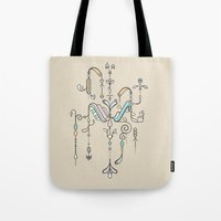 TIOH TWO Tote Bag