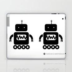 ROBOT Number Three Laptop & iPad Skin