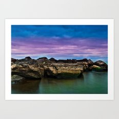 Ashbridges Bay Toronto Canada Sunrise No 14 Art Print
