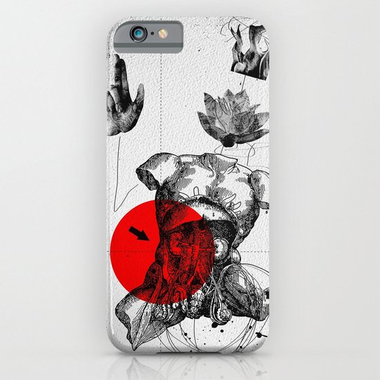 The Body iPhone & iPod Case
