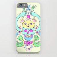 triskaidekaphilia iPhone 6 Slim Case