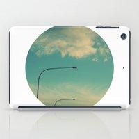 in the sky iPad Case