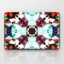 Colorful Kaleidoscope Creation iPad Case