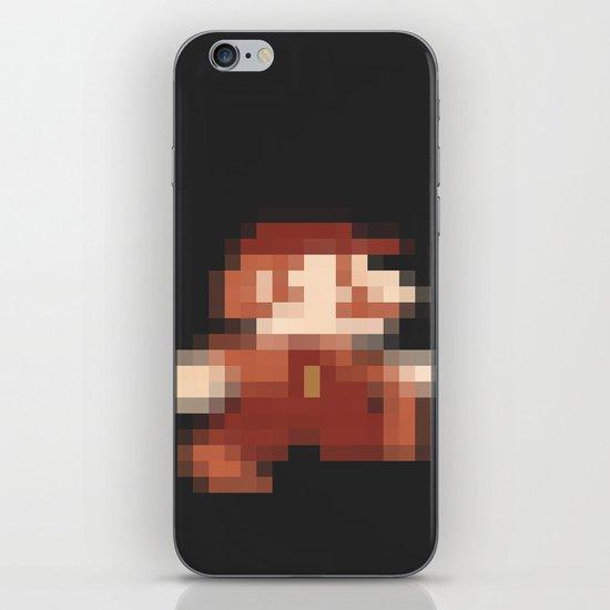Mario iPhone & iPod Skin