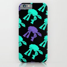 Star Wars AT-AT Teal and Purple Slim Case iPhone 6s