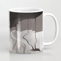 Death By Chocolate Monochrome Mug