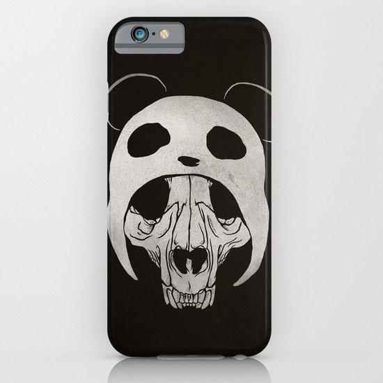 Panda Skull iPhone & iPod Case