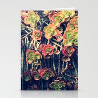 Fall Out Stationery Cards