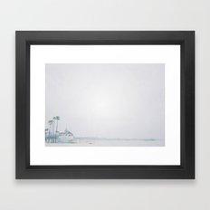 Marine Layer Framed Art Print