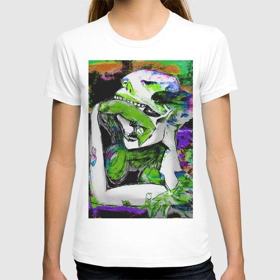 Sugar Skull Kisses T-shirt