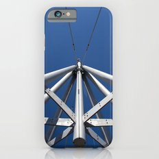 Sky and steel iPhone 6s Slim Case