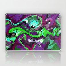 Wish green Laptop & iPad Skin