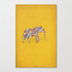When in India Canvas Print