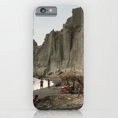 Eros Beach, Santorini iPhone 6s Slim Case