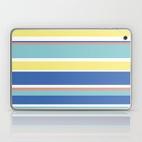 The Summer Stripes Laptop & iPad Skin