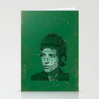 Typographic Icons - Bob … Stationery Cards