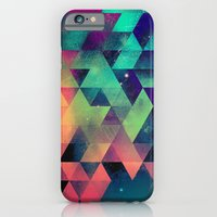 iPhone & iPod Case featuring nyyt tryp by Spires