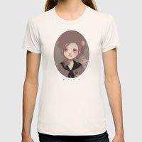 Emma (2011 Version) Womens Fitted Tee Natural SMALL