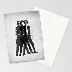 Triple Harrison  Stationery Cards