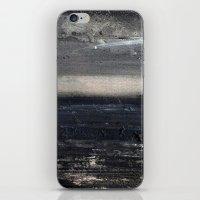 dark sea iPhone & iPod Skin