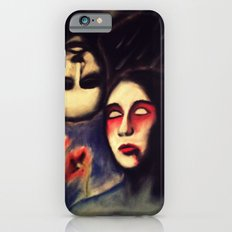 LOVE IS BLINDNESS iPhone 6 Slim Case