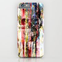 iPhone Cases featuring Lenny Hostile by HappyMelvin